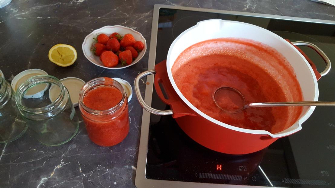 Erdbeermarmelade zum Nachmachen