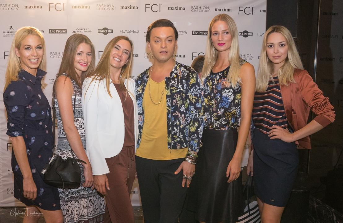 Fashion Check-in in Velden2017