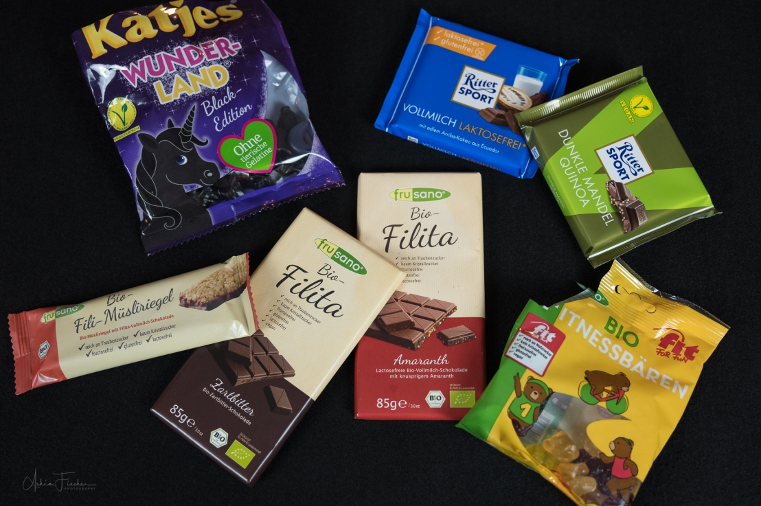 Leben mit Laktoseintoleranz